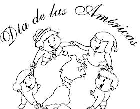 Dia De Las Americas Imagenes De Mandalas 14 De Abril Murales Escolares
