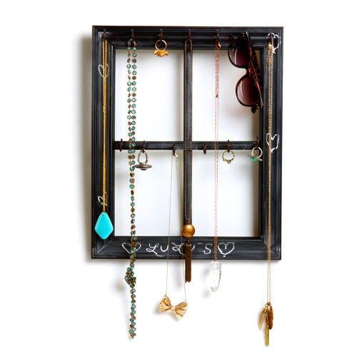 old frame ideas | crafts | Pinterest | Frames ideas, Organizing ...