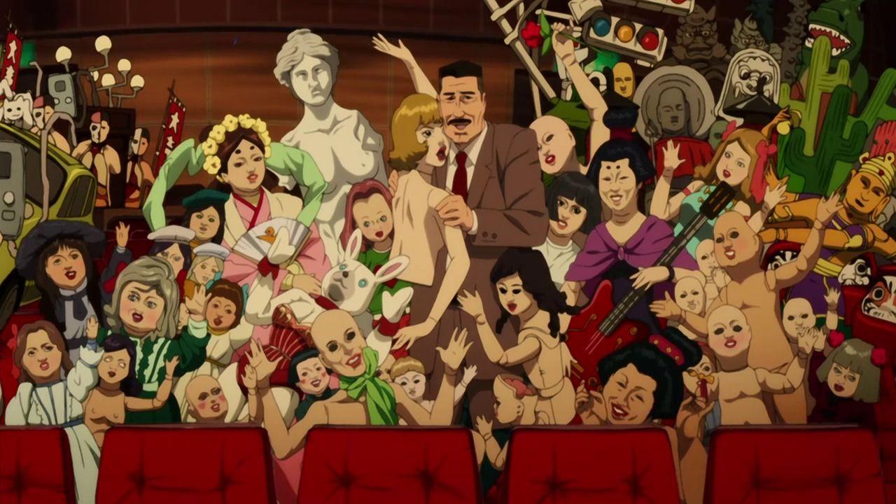 Kết quả hình ảnh cho Paprika anime
