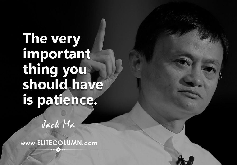 12 Best Influential Jack Ma Quotes Genius quotes, Rich