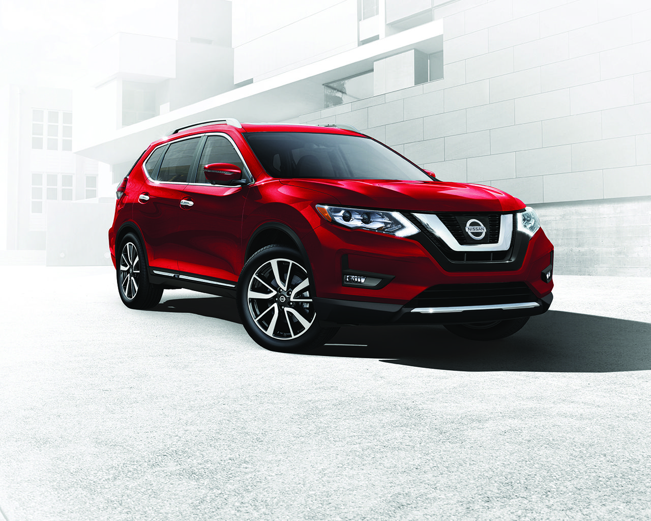 2017.5 Nissan Rogue >> Discover The All New 2017 5 Nissan Rogue Crossover Explore
