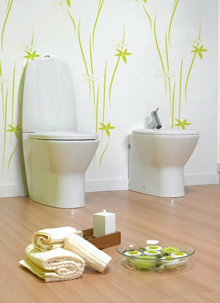 d coration wc toilette 50 id es originales les wc wc. Black Bedroom Furniture Sets. Home Design Ideas