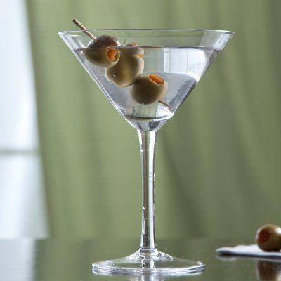 10 Strawberry Street Regina Martini Glasses - Set of 4 - REGINA-MART-4