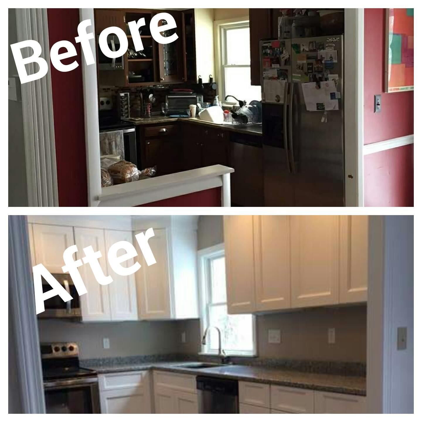 Pin On Before And After Remodels