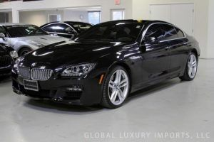 Bmw 6 Series Gran Coupe For Sale 2013 Bmw 6 Series 650i Gran Coupe M Sport Package Pre Owned