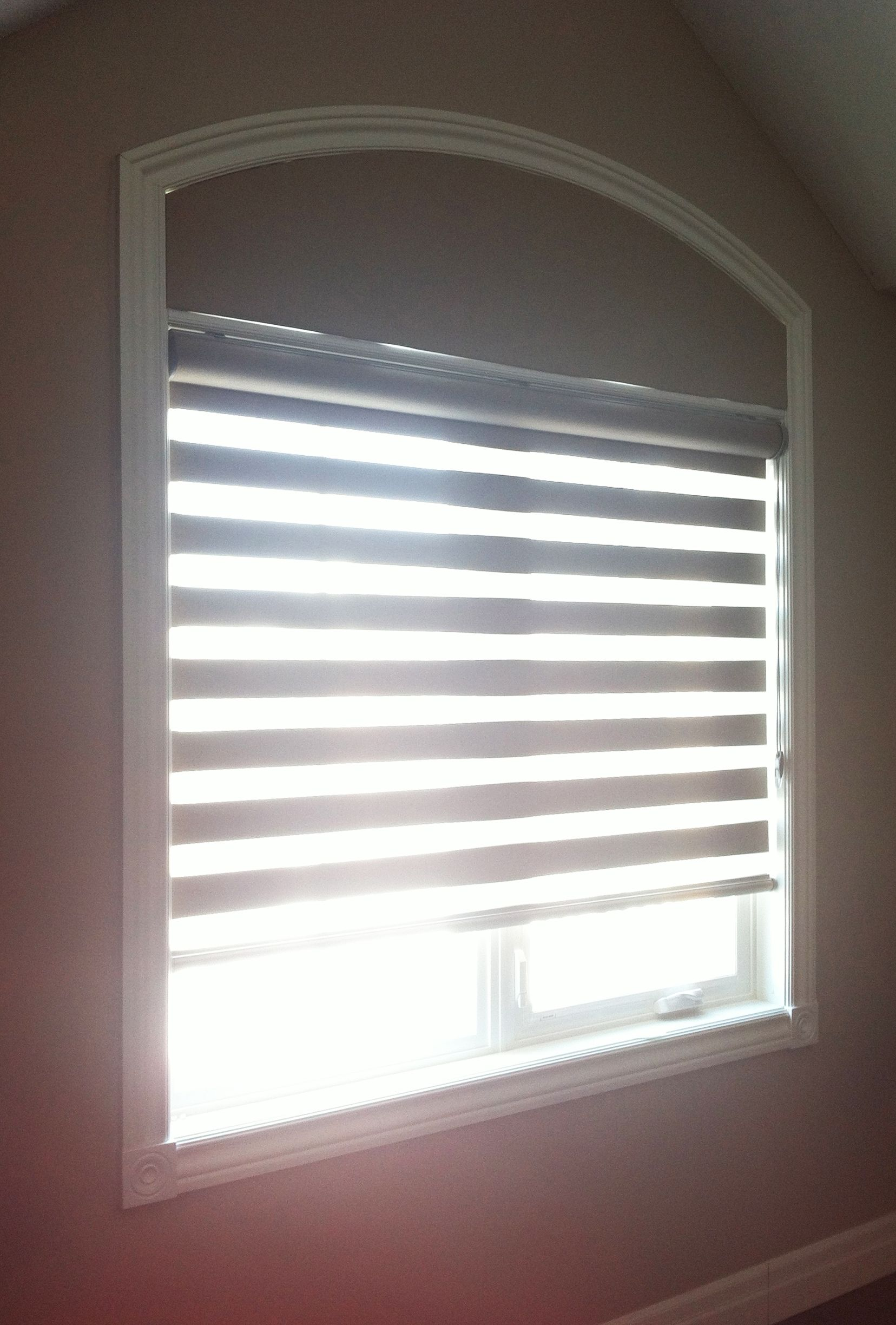 eyebrow window blinds half extended leg eyebrow window treatment google search for the home