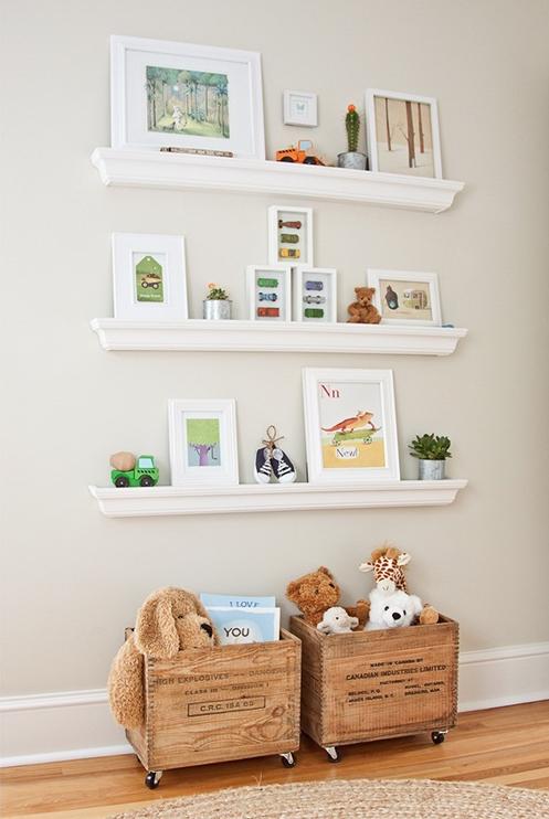 Rincones con encanto en el cuarto de los ni os - Dormitorios infantiles con encanto ...