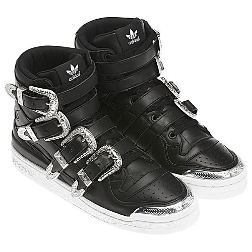 adidas Jeremy Scott Forum Hi Shoes