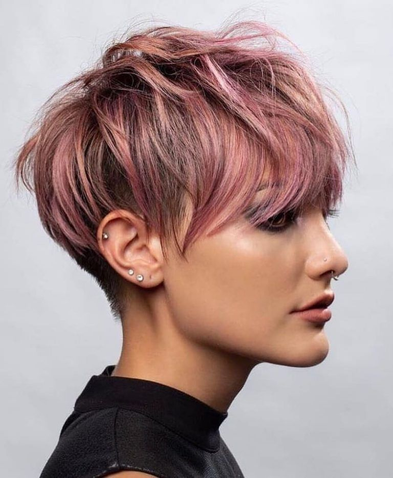 10 Pixie Haircut Inspiration Latest Short Hair Styles For Women 2020 Long Pixie Hairstyles Thick Hair Styles Short Hair Styles Pixie