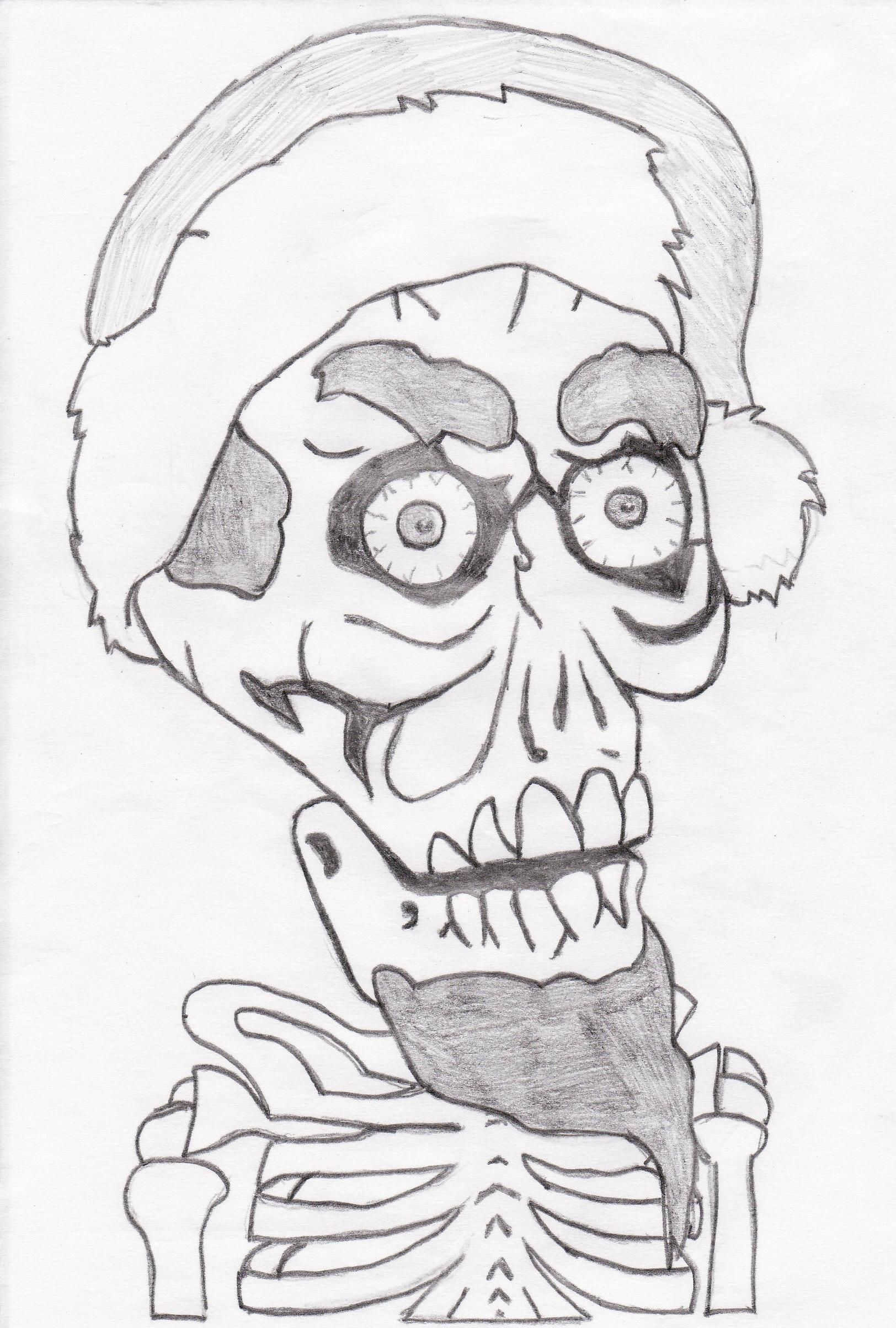 jeff dunham characters coloring pages - photo#2