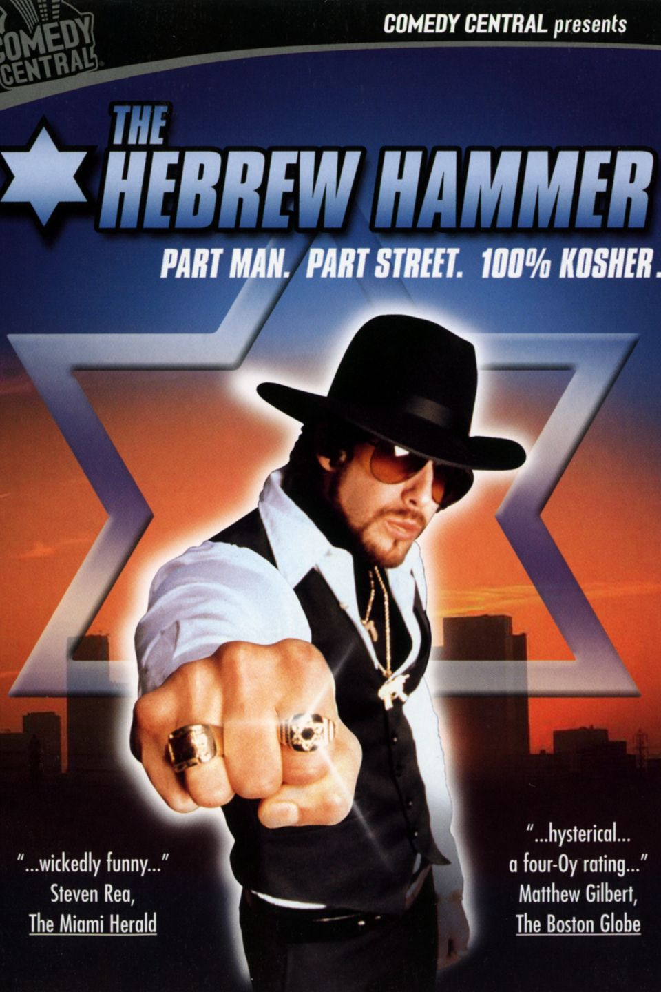 The Hebrew Hammer - another one to be embarrassed that I've seen...