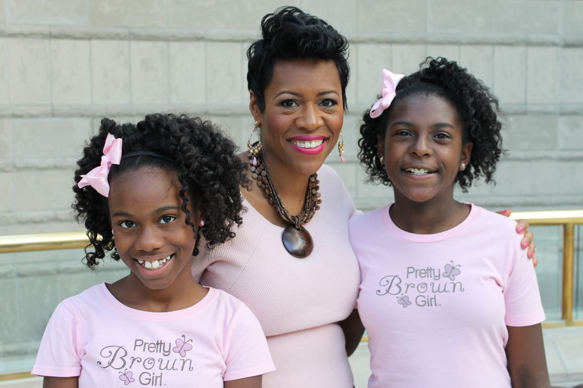 pretty brown girl newsletter - may edition in 2018   pretty brown