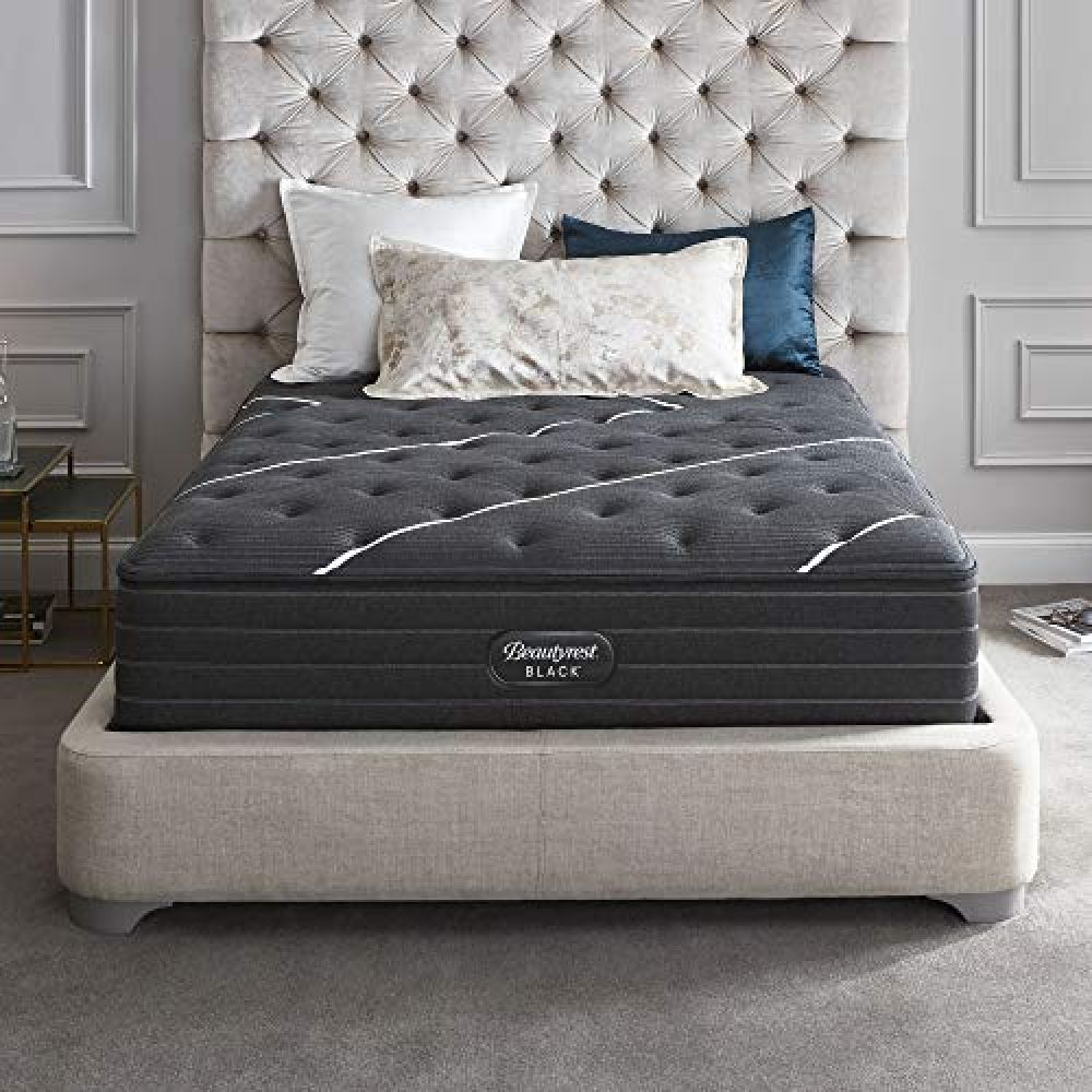 Beautyrest Black CClass Medium Queen Mattress and Regular