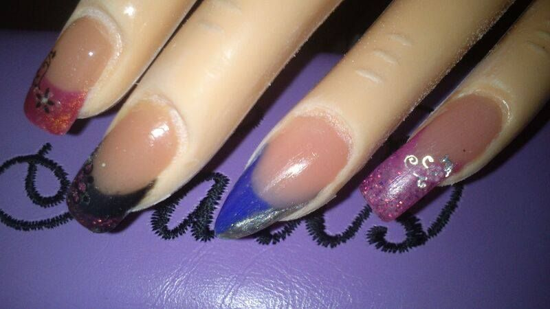 Nails by Janine Doll from www.nageldesign-galerie.de