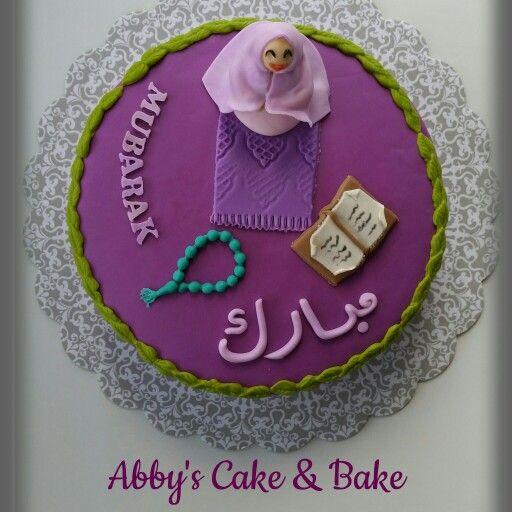 Islamic Cake Praying Cake Cake Pinterest Cake Cupcake Cakes