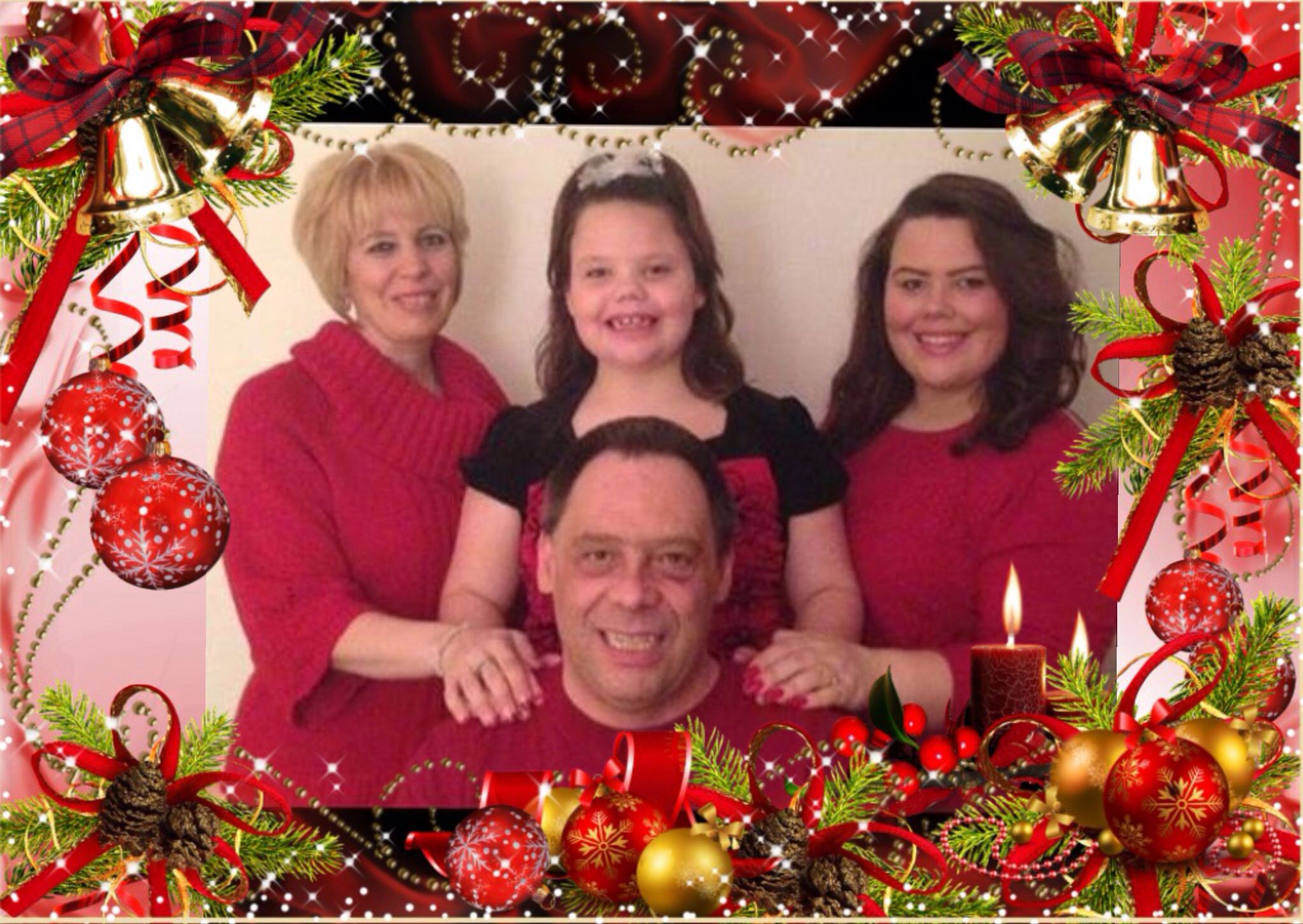 My family. | My personal Christmas cards | Pinterest | Christmas ...