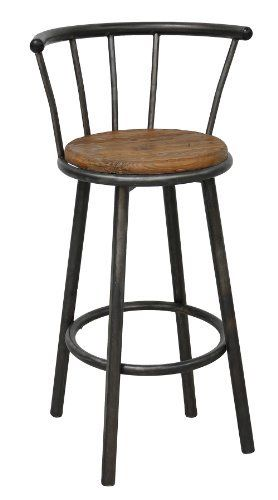 Verde Collection Morella Bar Stool By Verde Collection