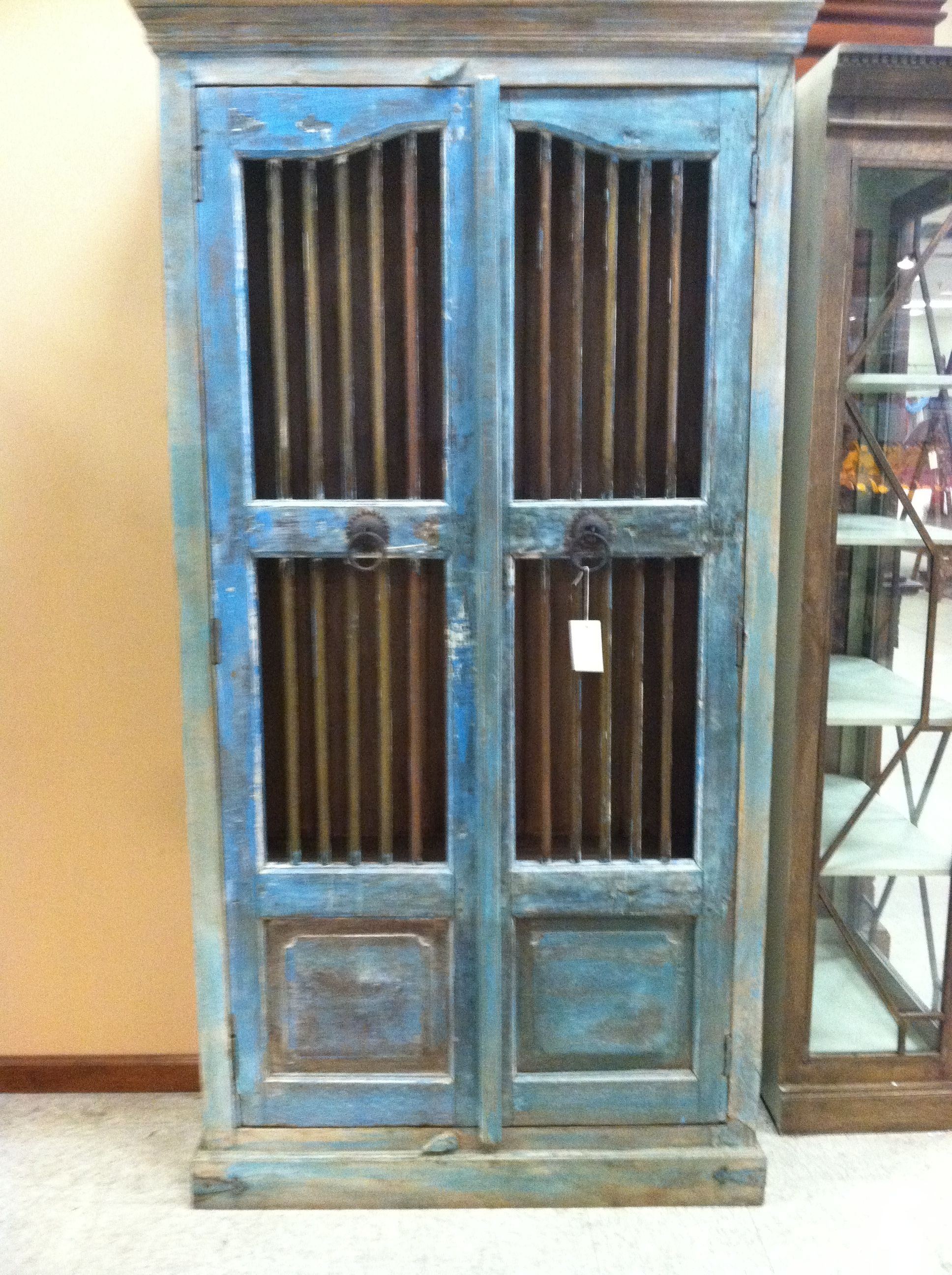 fabulous cabinet at Home Emporium! | Tall cabinet storage ...