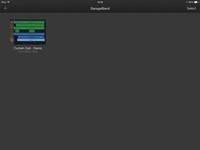 Garageband Ipad Tutorial Record A Bedtime Story Using Garageband