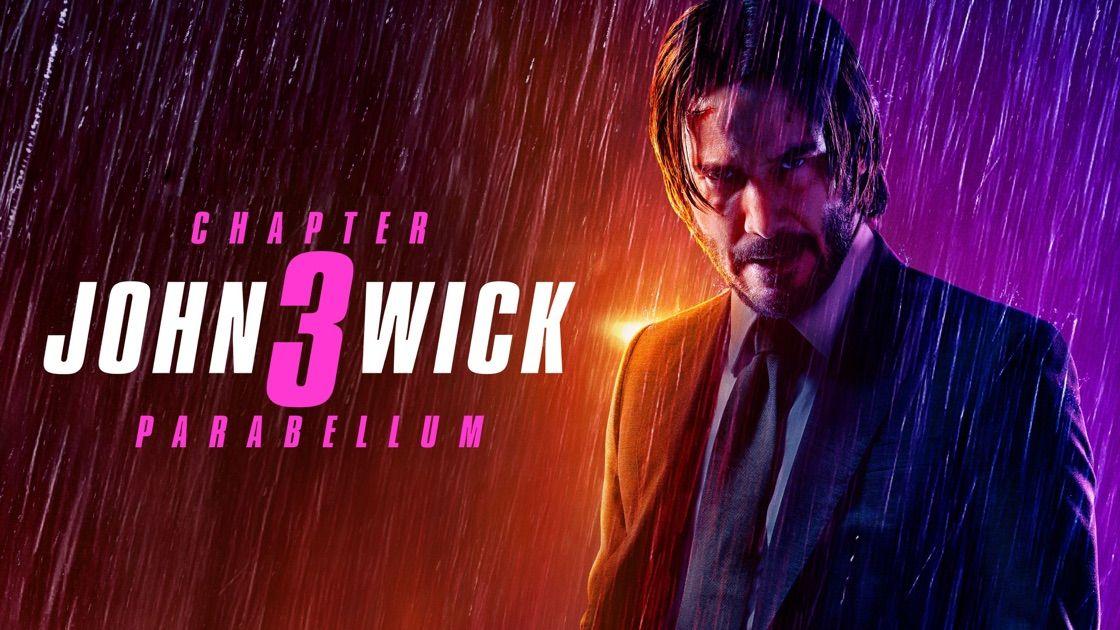 John Wick Chapter 3 Parabellum on Apple TV in 2020