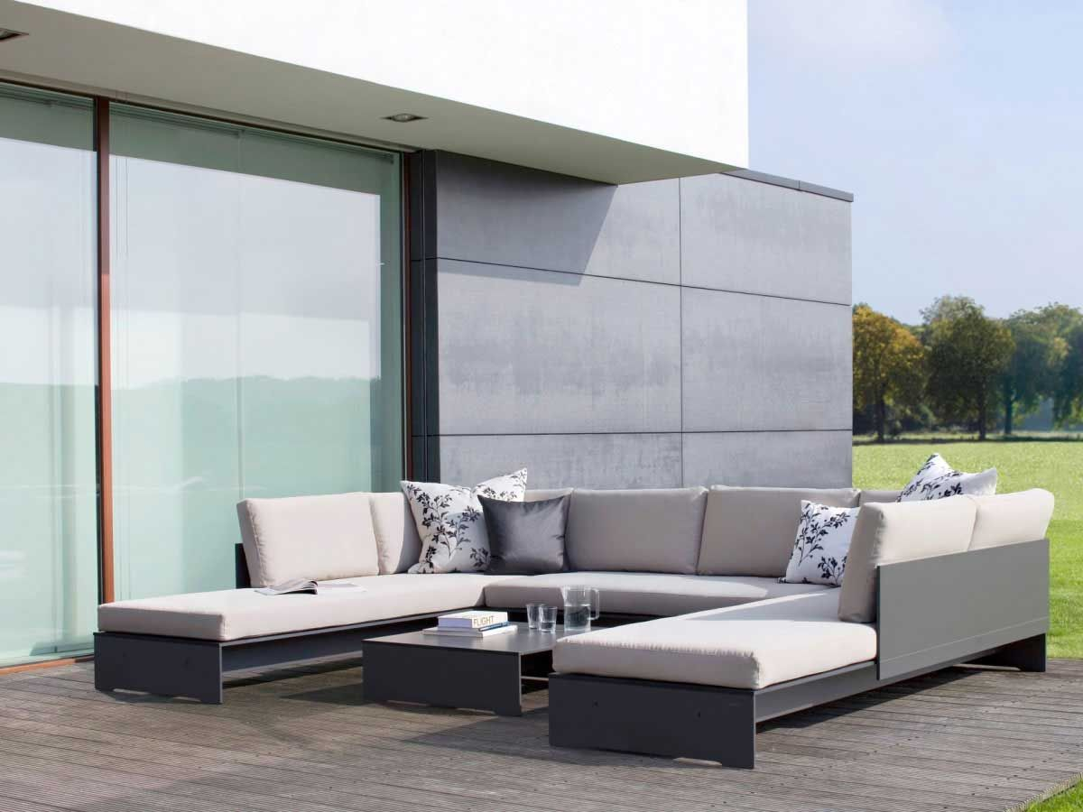 conmoto Lounge-Sofa Riva | Wohnung Möbel, Gartenmoebel und Terrasse