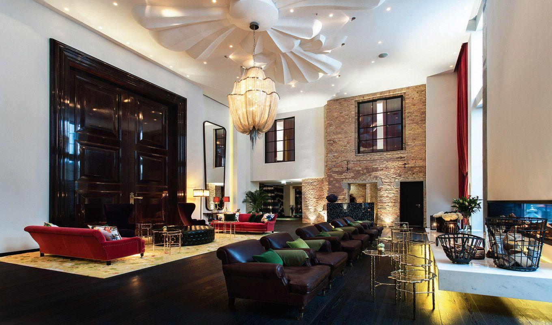 Das Hotel Hotel Zoo Berlin Berlijn Pinterest Design Hotel