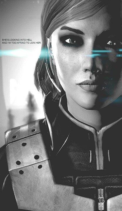 Shepard http://fuckyeah-masseffect.tumblr.com/