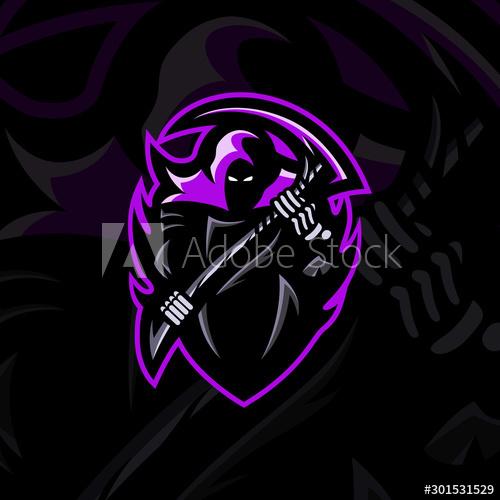 Ninja Team Mascot For Esports And Badge Team Logo Vector Comprar Este Vector De Stock Y Explorar Vectores Similares En Adobe Stock Logos Geniales Vector Ninja