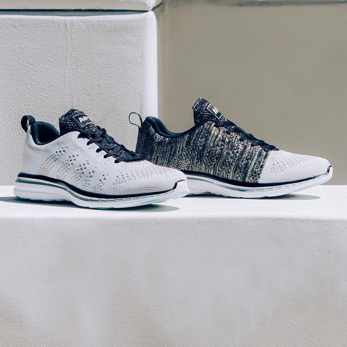 d090e43add2e APL Women s Running Shoe Techloom Pro White Black Silver Gold ...