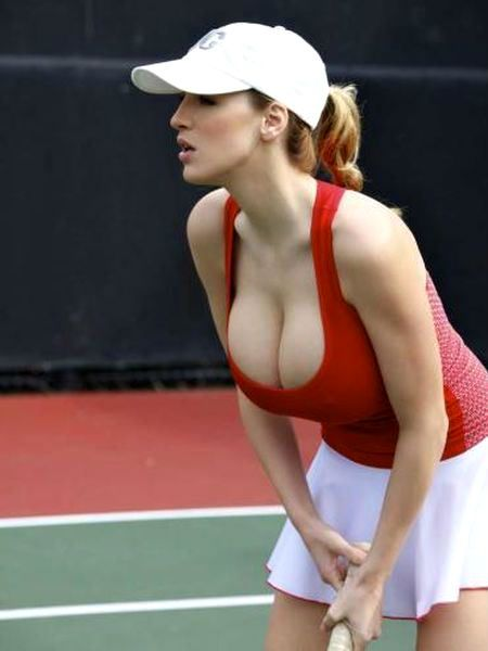 Dress Malfunction In Sports