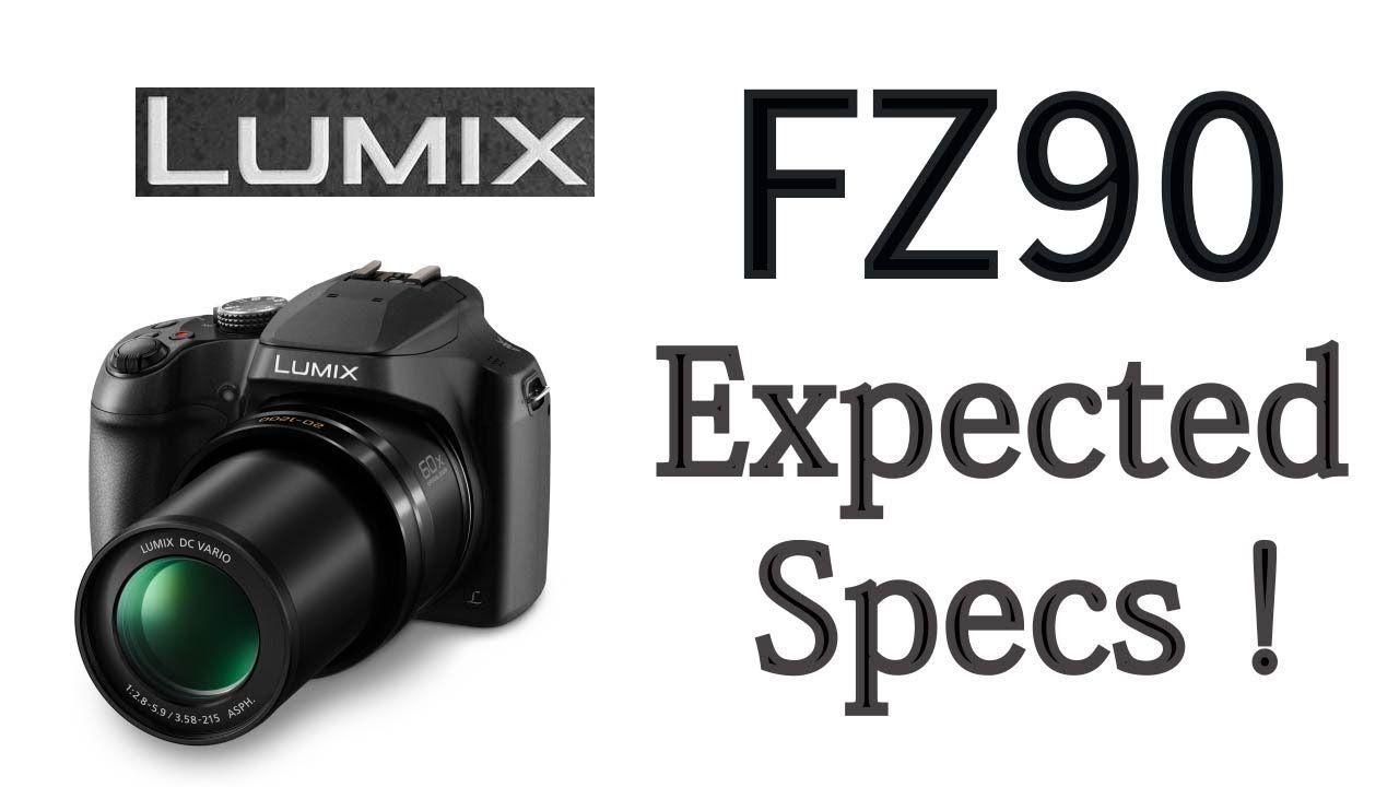 Panasonic Lumix FZ90 100X Zoom 4K Camera Comming soon