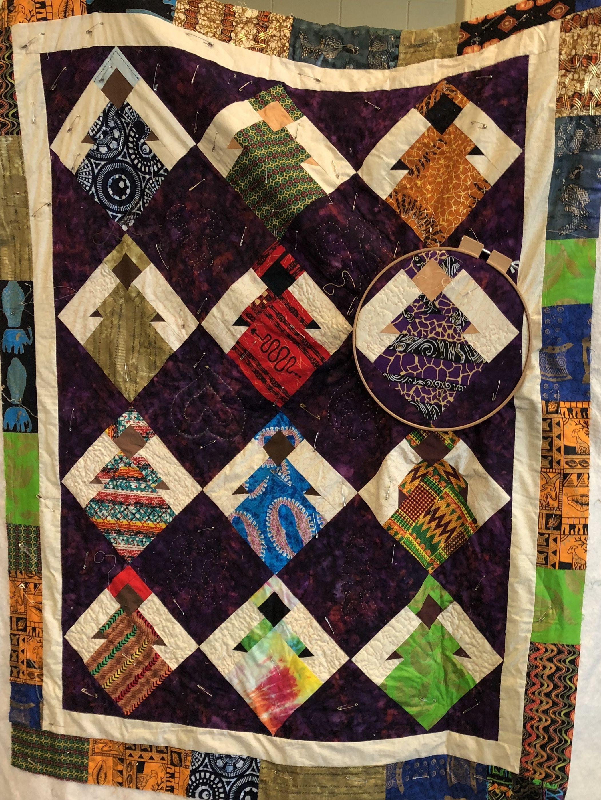 Work In Progress African Queens Alyce Foster 2018