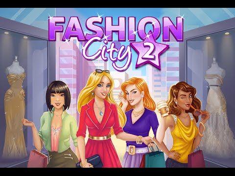 Fashion City 2 Gameplay Ios City Style Android Fashion Tool Hacks