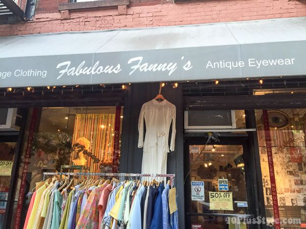 Best consignment shops in new york city