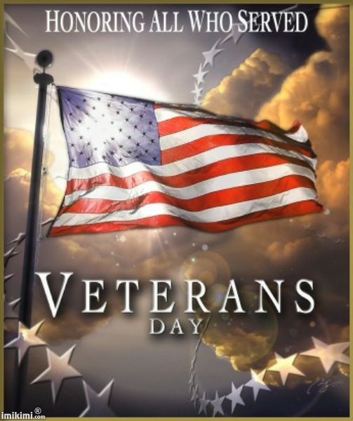 Veteran\'s Day...Thank you my son for giving yourself so ...