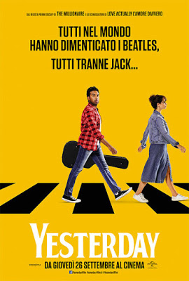 Yesterday 2019 Trailer Tv Spots Clips Featurettes Images And Posters Yesterday Movie The Beatles Film