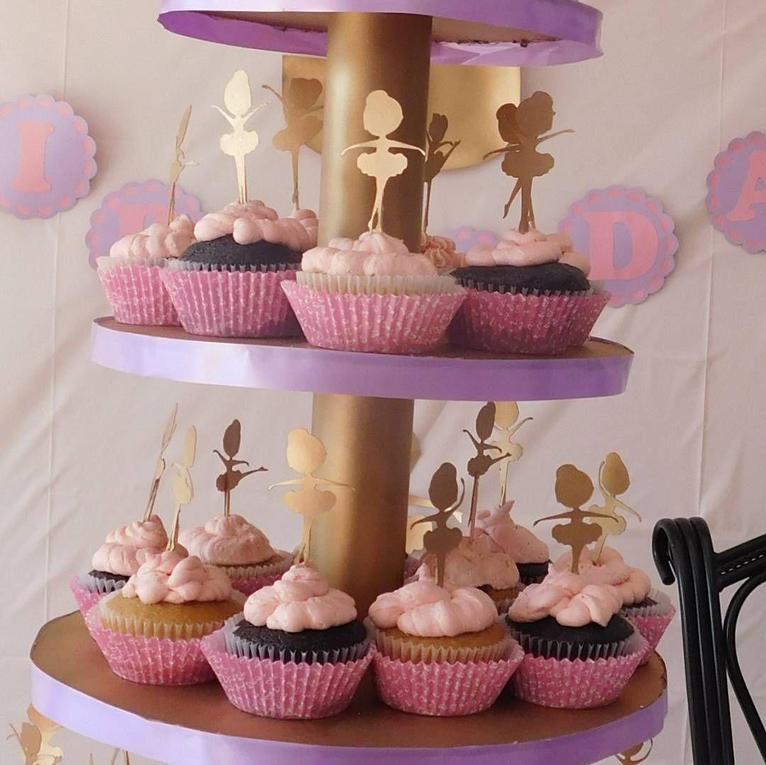Custom cupcake toppers cupcaketopper balleinacupcakes
