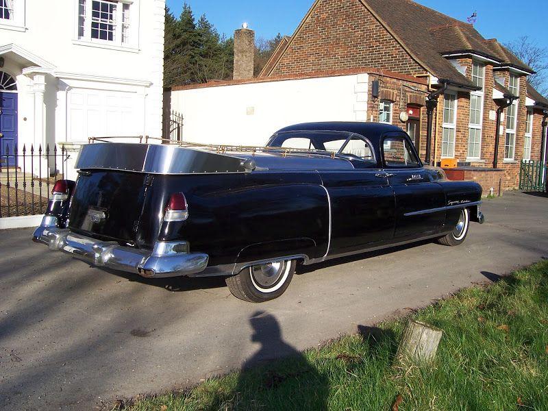 1953 Cadillac Superior Coupe De Fleur Final Rides Pinterest