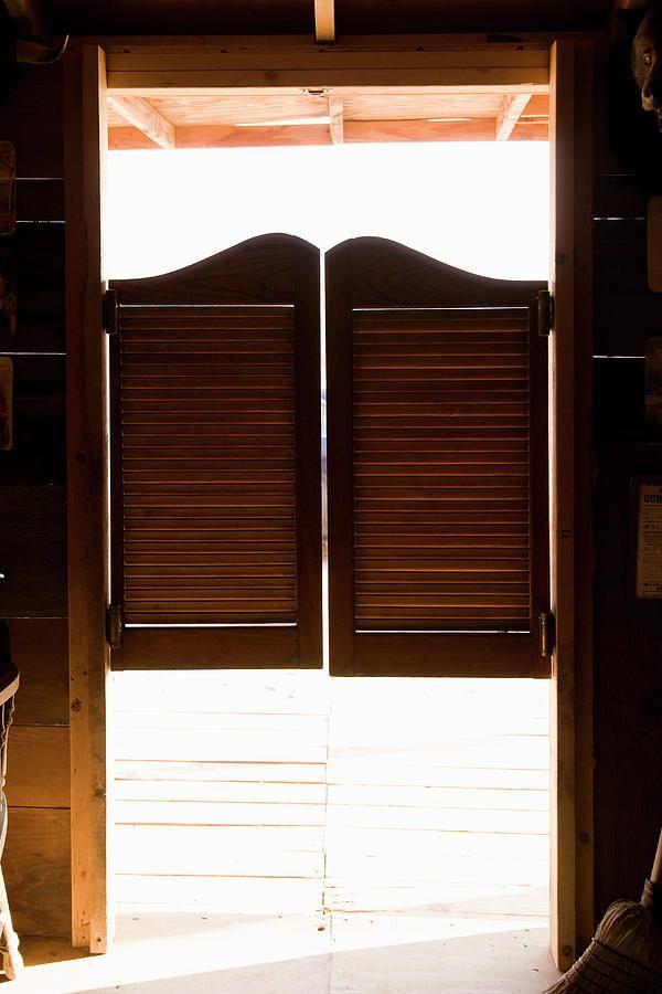Saloon Doors By Adam Burn Door Design Door Plan Saloon
