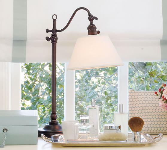 Adair Lamp Bedside Lamp Bedroom Lamps Traditional Lamp