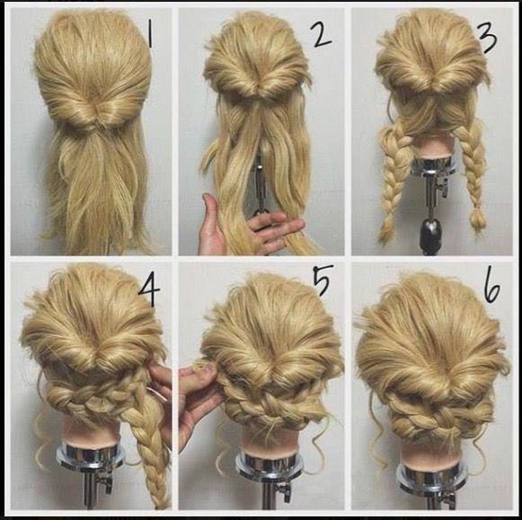 Easy Formal Hairstyles Pindesigner On Hair Ideas  Pinterest  Hair Style Hair Makeup