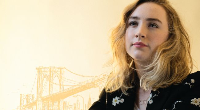 Saoirse Ronan Finds Herself in 'Brooklyn'