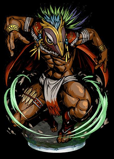 Vucub Caquix - Mayan god of the Underworld | Meso-American ...