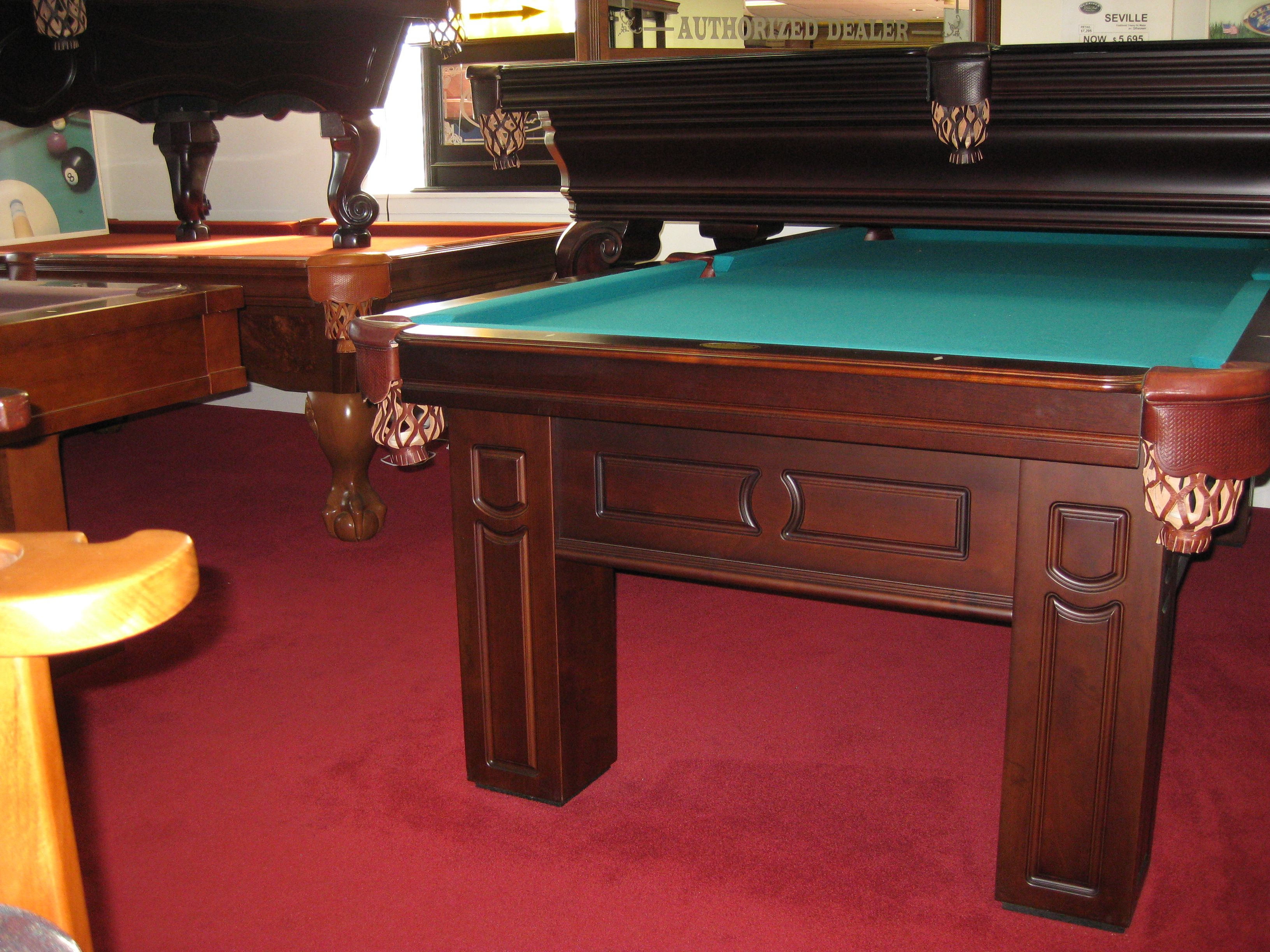 Cue N Cushion Pool Tables Billiards In Chicago Area Pool Table