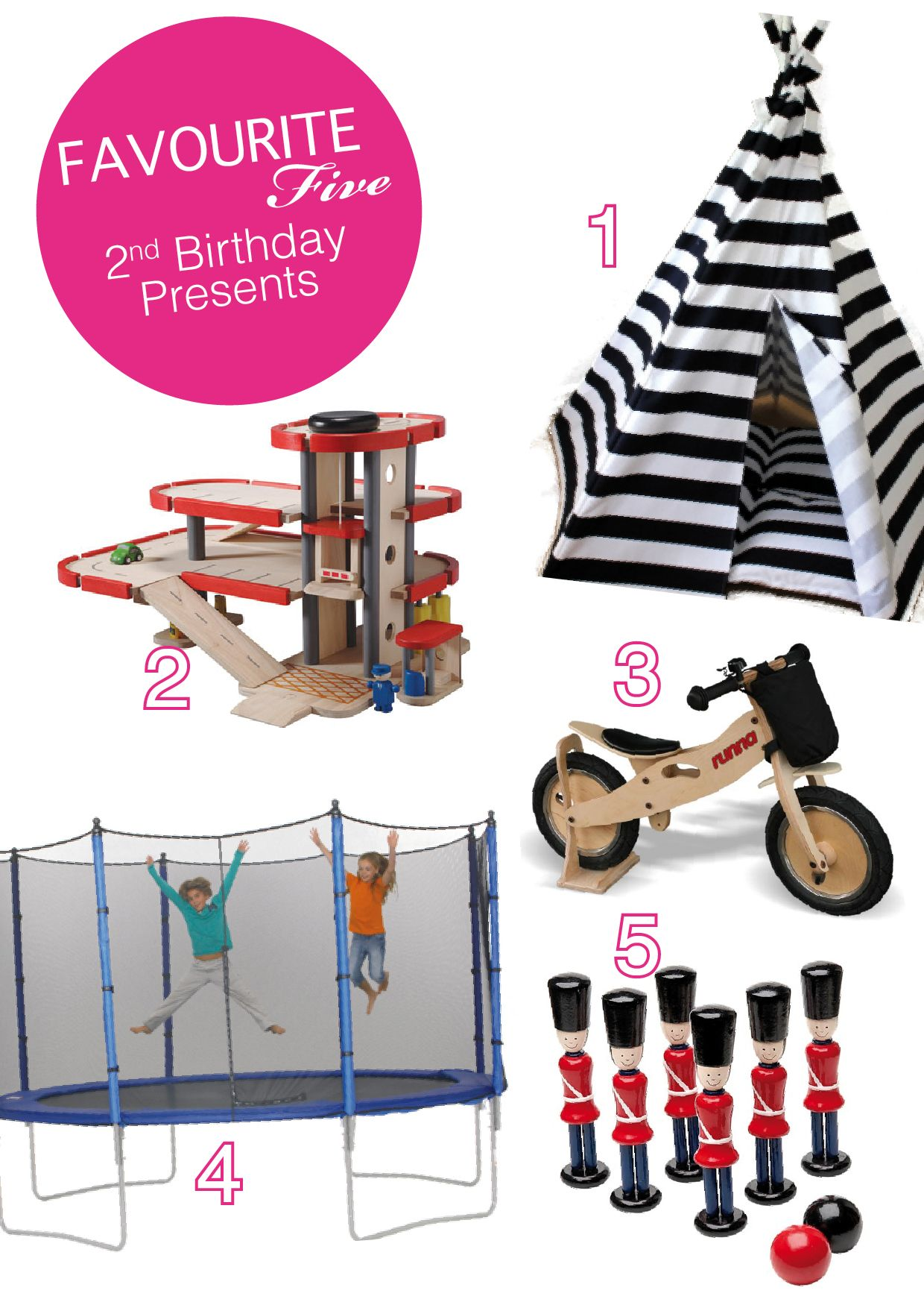 Toddler birthday t ideas Gifting