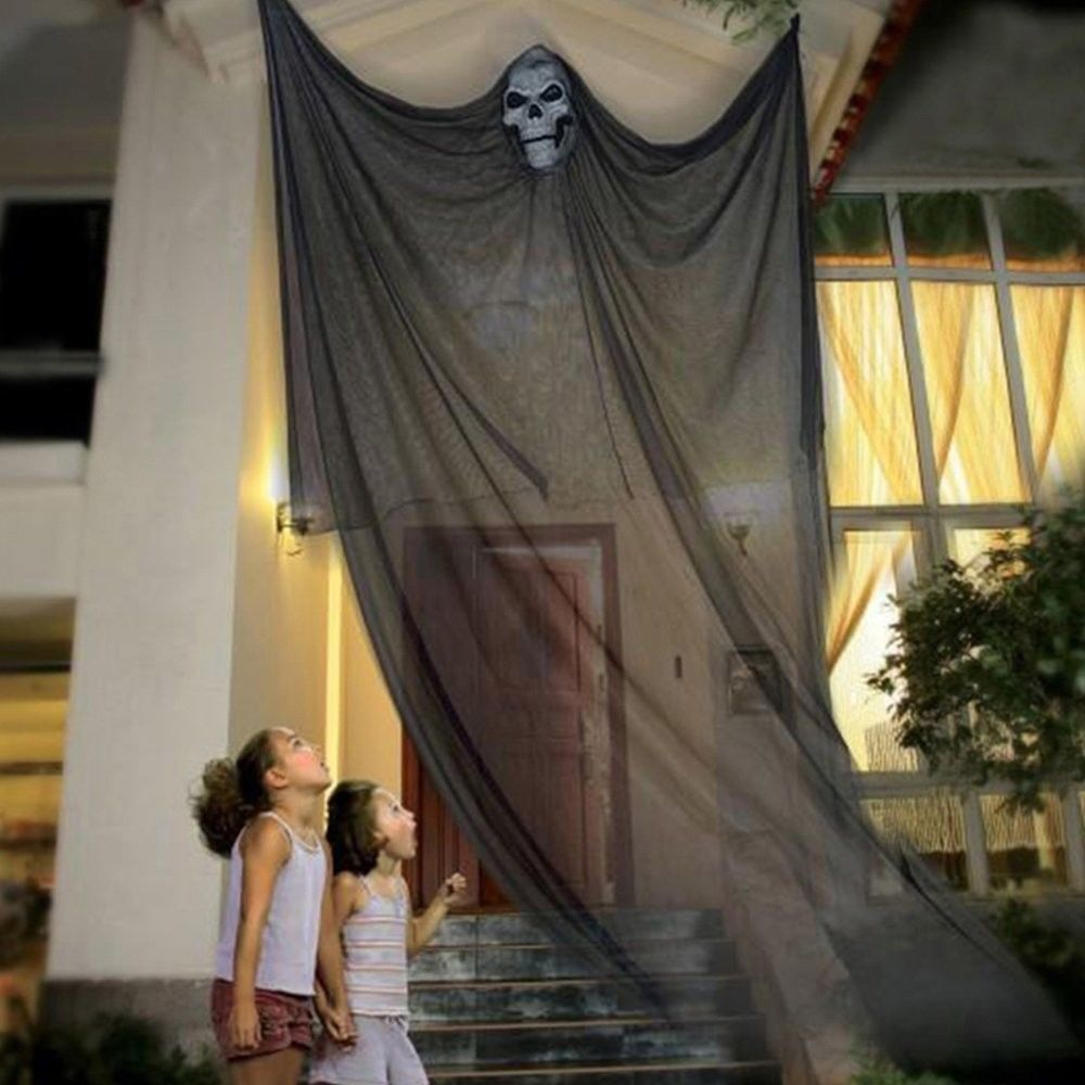 7ft Halloween Props Scary Halloween Ghost Decorations Halloween - Halloween Ghost Decorations