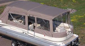 Pontoon Covers and Enclosures & Pontoon Covers and Enclosures | Fishing Accessories | Pinterest ...