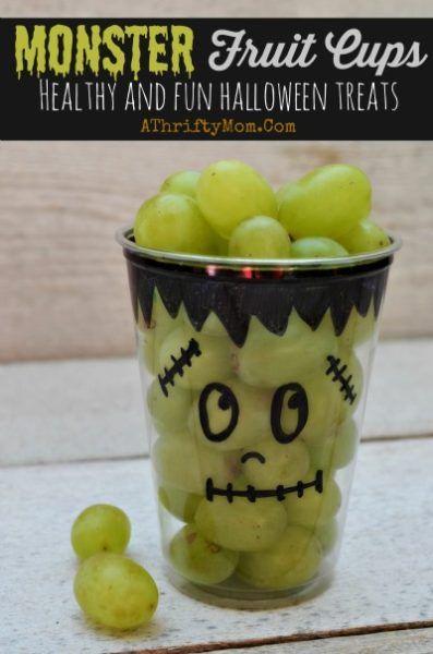 Over 55 Easy Ideas for Halloween ~ DIY, Food, Decor, Desserts
