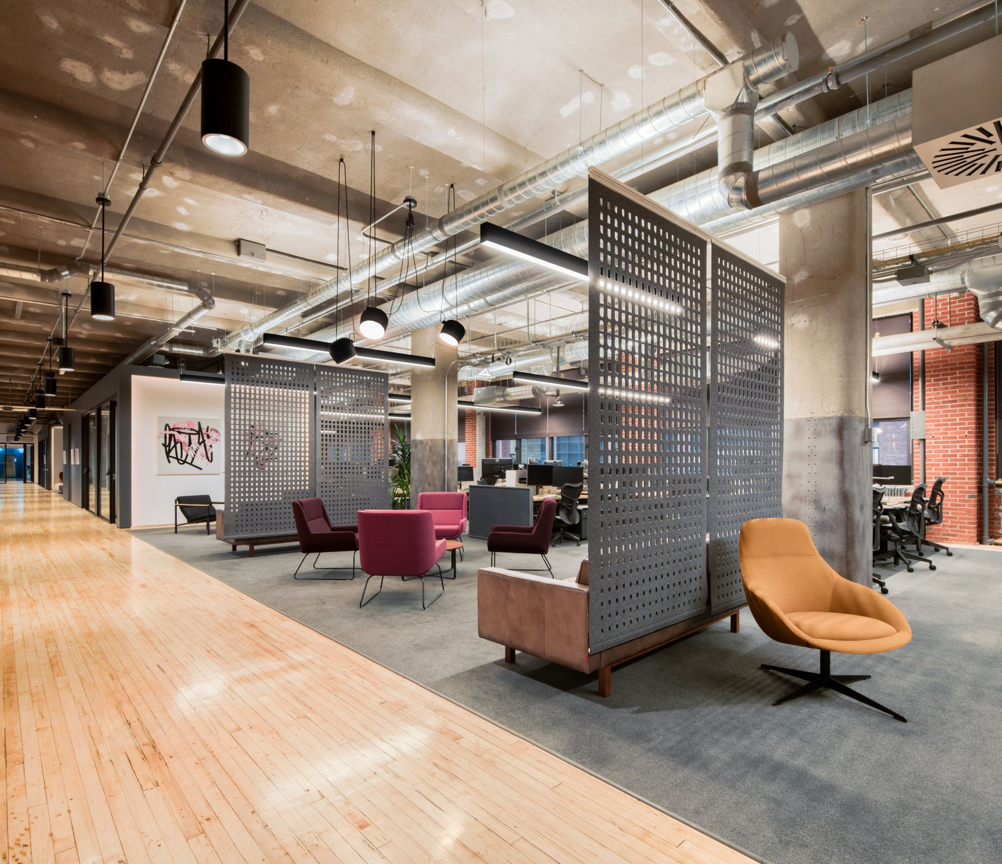 Interior Design Office Montreal: Office Tour: Unity Technologies Offices