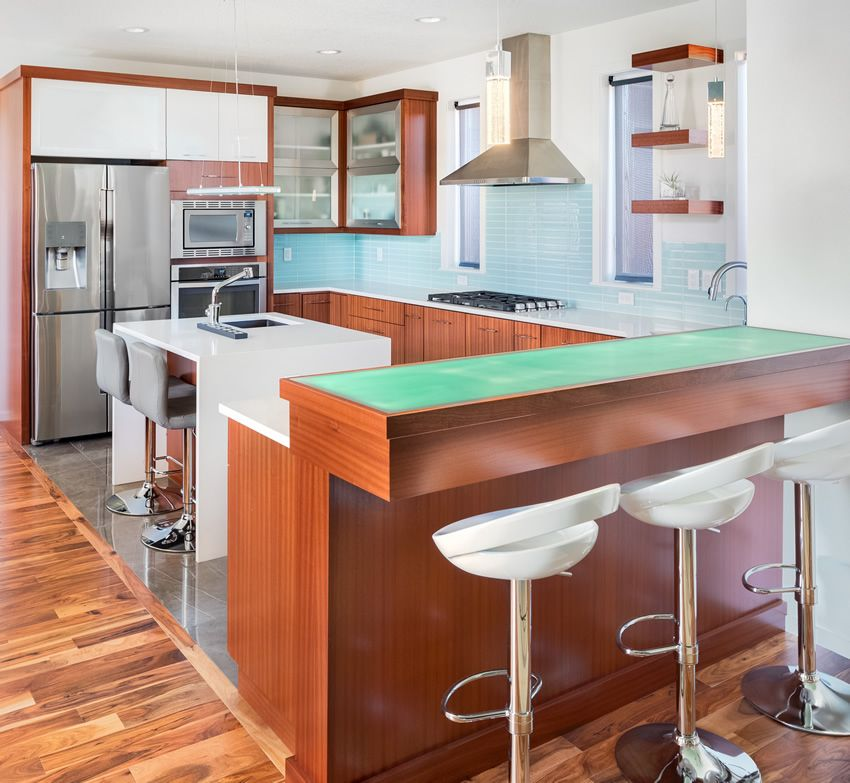 25 u shaped kitchen designs pictures kitchen design u shaped kitchen small white kitchens on kitchen ideas u shaped id=45980